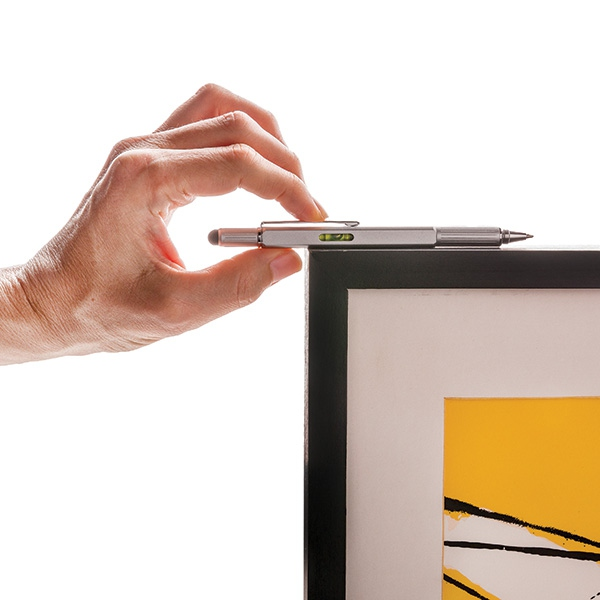 Cadeau d'entreprise - Stylo outil publicitaire multifonctionTechnika