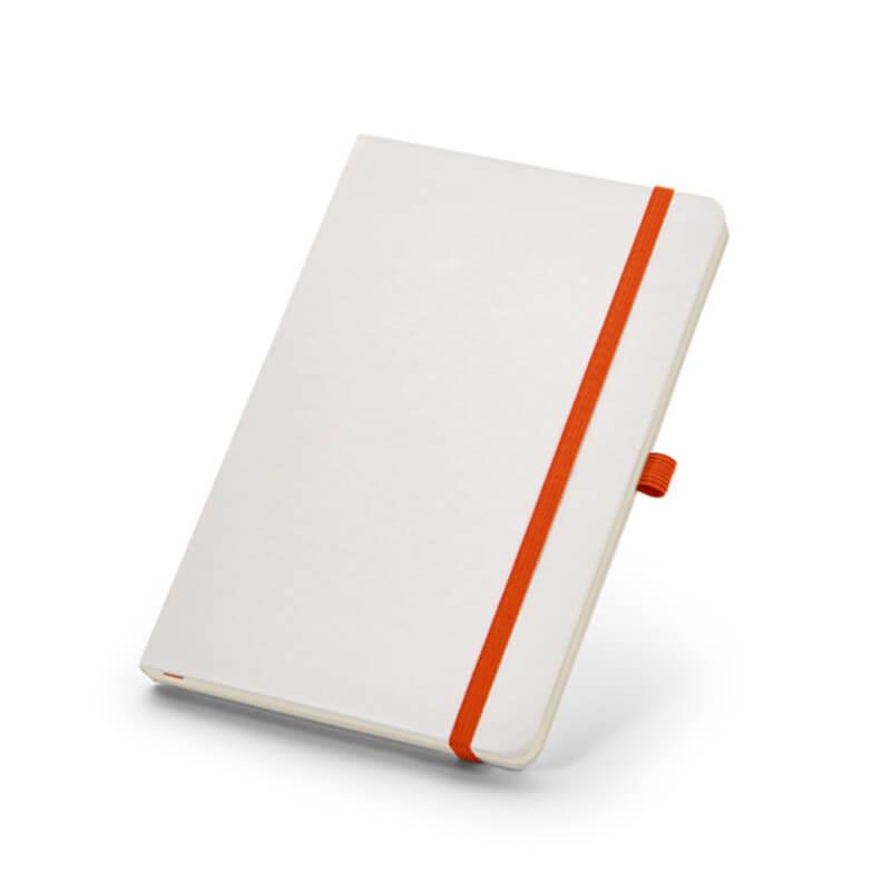 Carnet publicitaire A5 Dumas - Orange