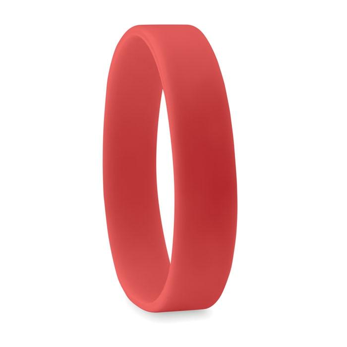 Goodies - Bracelet publicitaire en silicone Event bleu