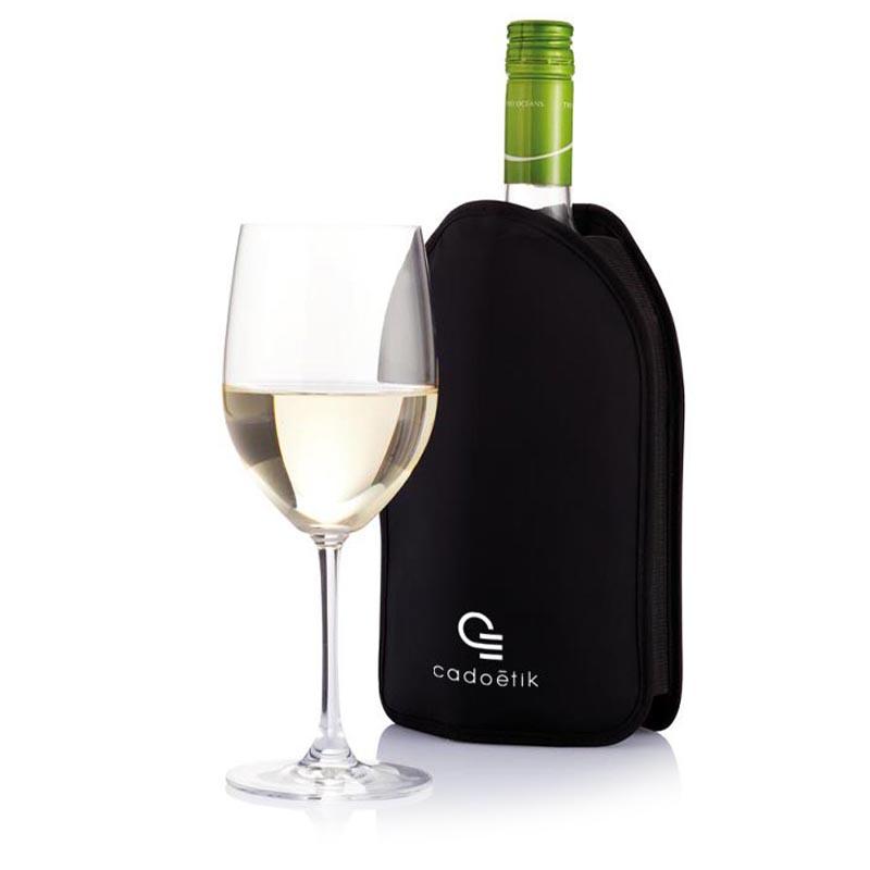 Cadeau d'entreprise - Housse isotherme pour bouteilles de vin