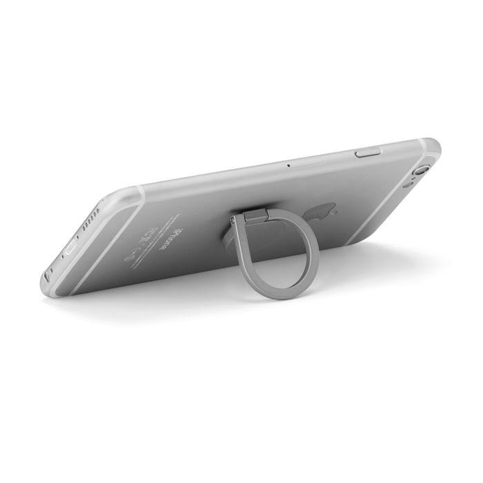 Objet publicitaire - Support de téléphone personnalisable Drop Ring