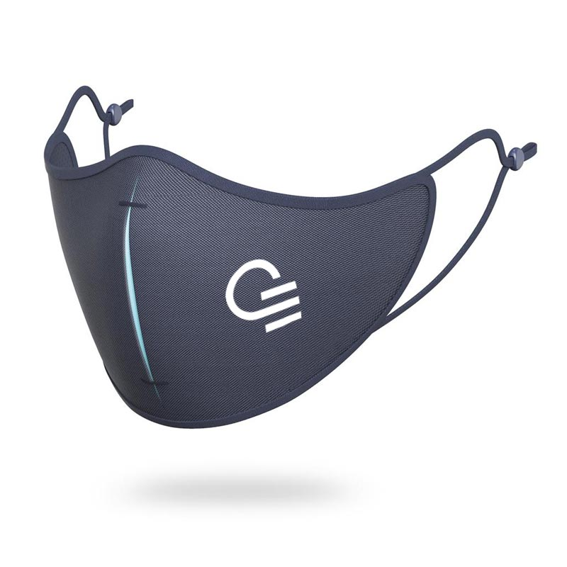 Masque personnalisé avec filtres et pochette Protect Set