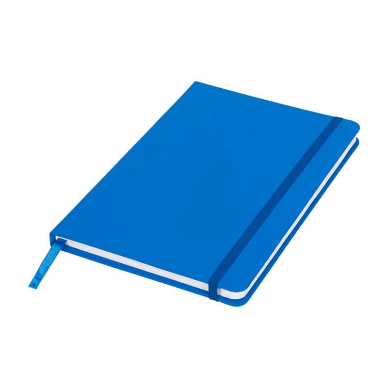 Carnet de notes A5 Spectrum -avec feuilles pointillées - bleu