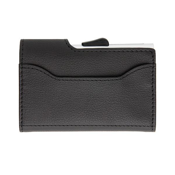 Porte-cartes / Portefeuille publicitaire anti-RFID C-Secure Protek - Cadeau d'entreprise prestige