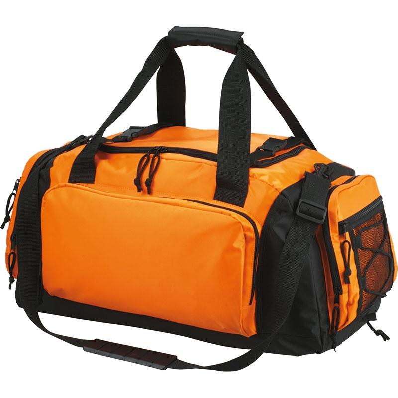 Cadeau publicitaire - Sac de sport publicitaire Power - orange