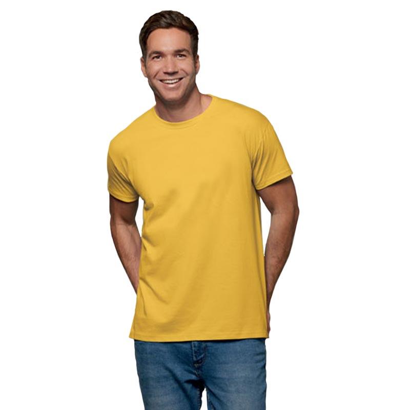 T-shirt publicitaire homme en coton Imperial - Vêtement publicitaire