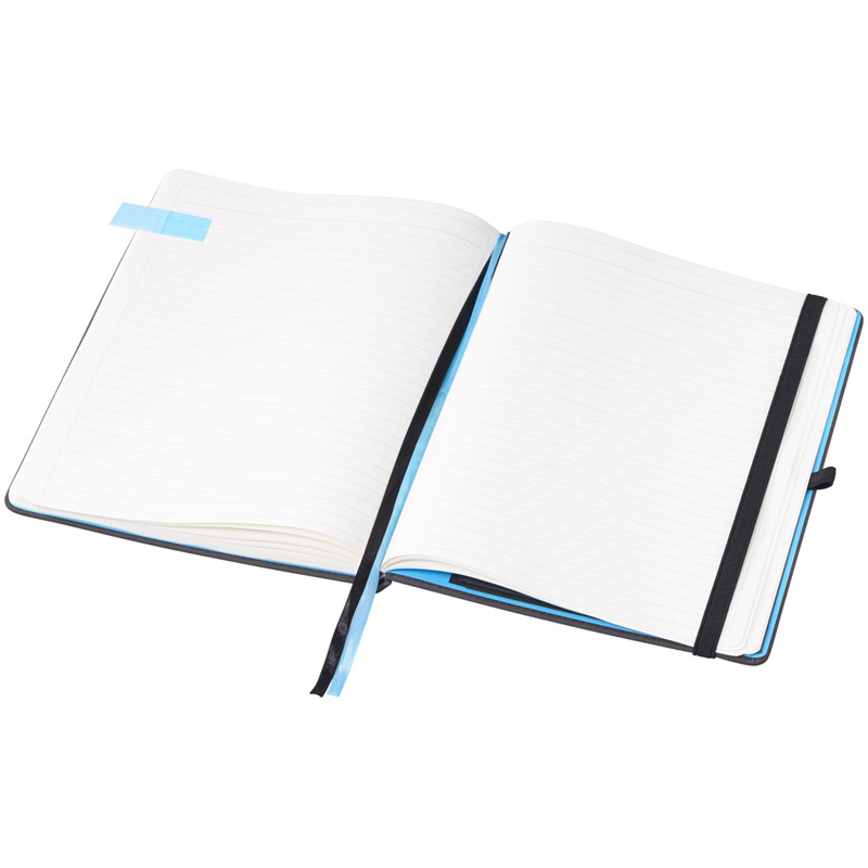 Bloc-notes personnalisé format A5 Conférence - bloc-notes publicitaire