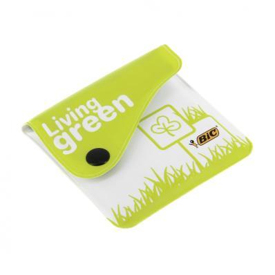 cendrier de poche publicitaire Bic® Pocket Ashtray - goodies écologique