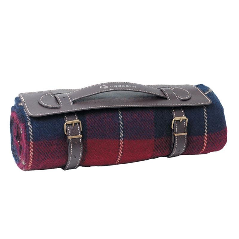Plaid publicitaire de voyage - Goodies textile