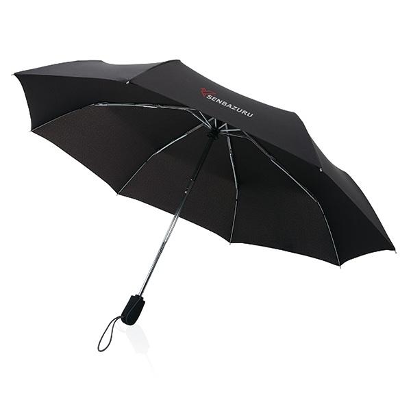 Parapluie personnalisable Swiss Peak® Traveler - parapluie promotionnel