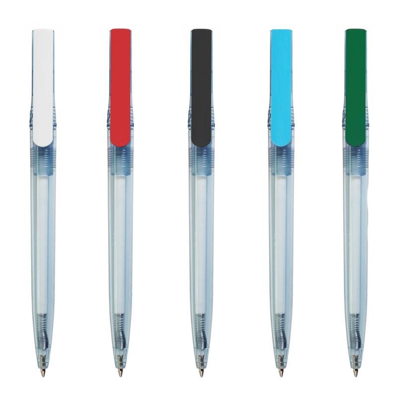 stylos publicitaires en rpet Dam