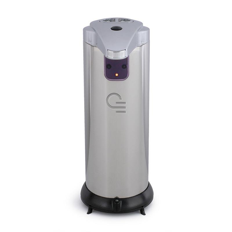 Distributeur automatique de gel publicitaire à capteur infrarouge