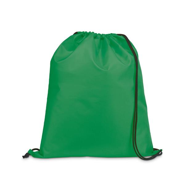 Gym bag personnalisable Start noir - gym bag promotionnel