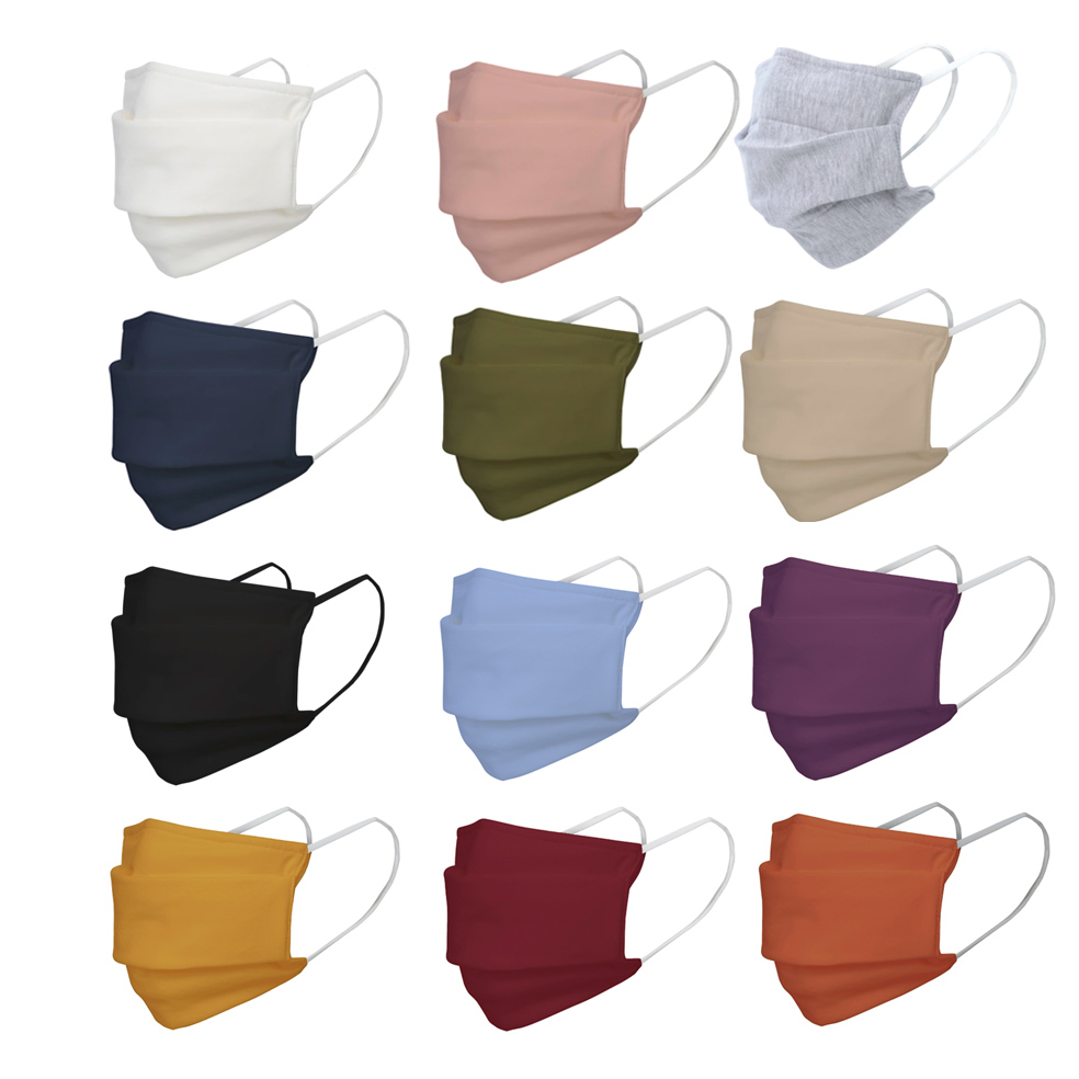 Masque de protection publicitaire Warna - 12 coloris
