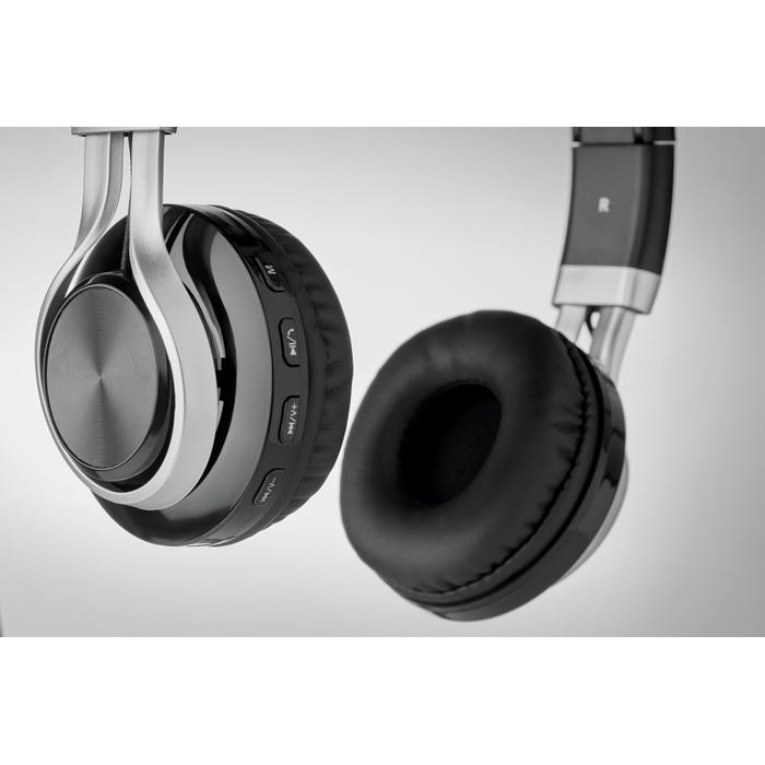 Casque audio Bluetooth® personnalisé New Orleans - cadeau promotionnel