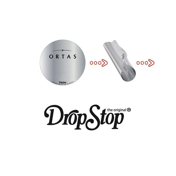 Bec verseur publicitaire Dropstop - accessoire sommelier personnalisable