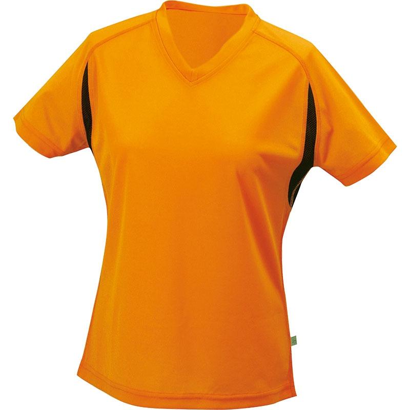 Tee-shirt running publicitaire Femme Lucie - cadeau d'entreprise