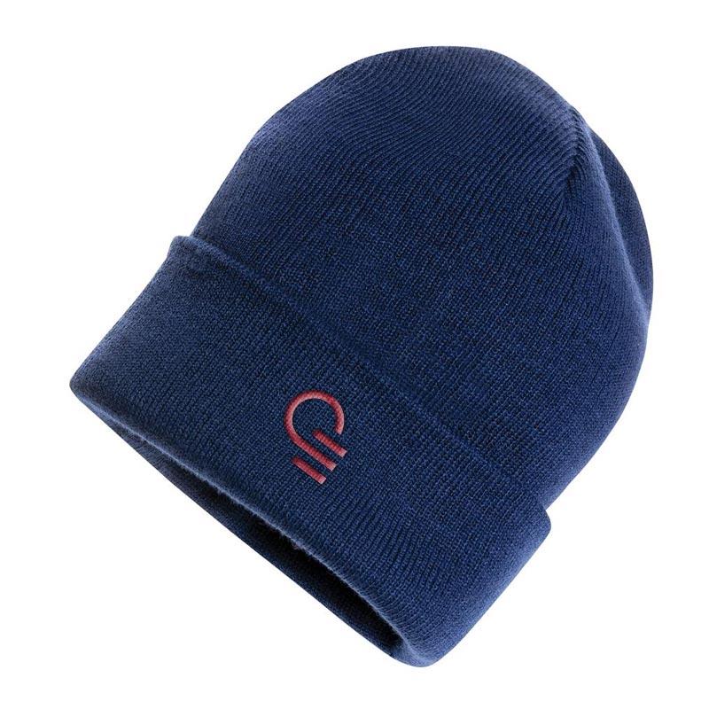 Bonnet publicitaire en Polylana® Impact - Coloris bleu
