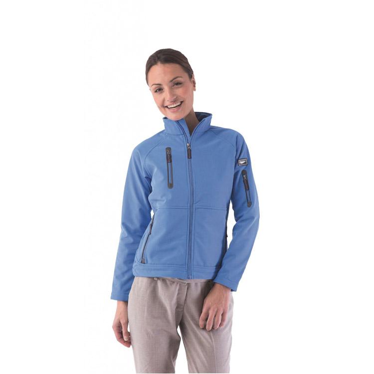 Veste publicitaire polaire Newport - veste personnalisable pour femmes