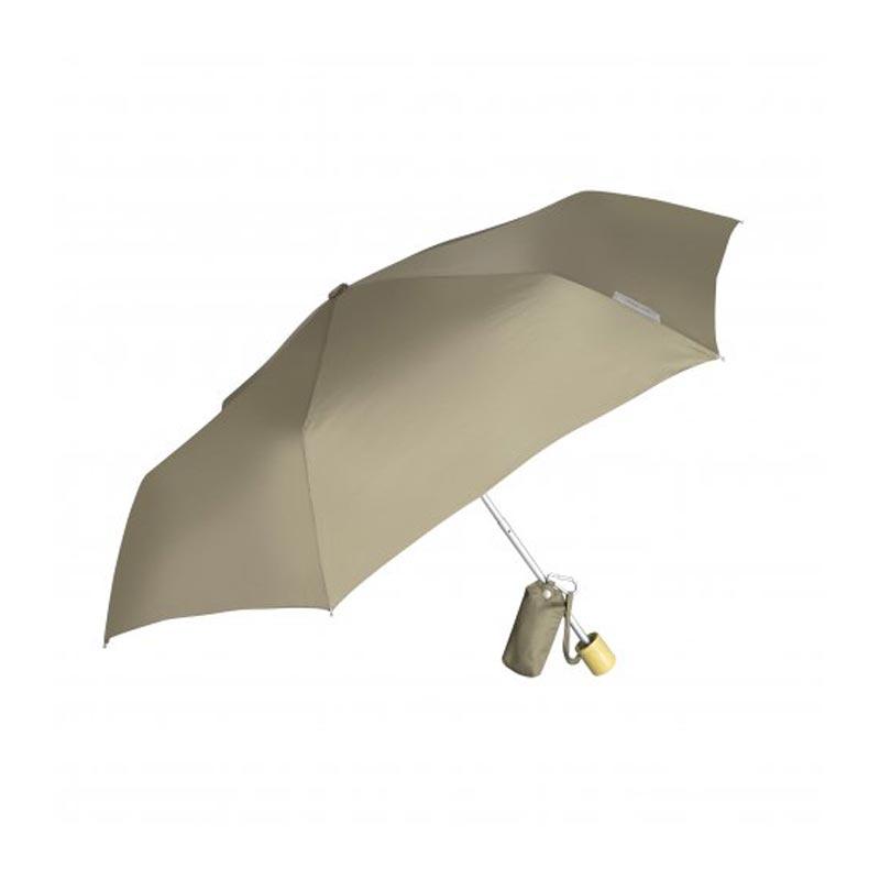 Parapluie publicitaire Seatle -en rPET - marron
