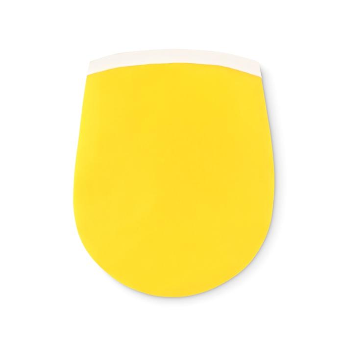 Objet publicitaire outdoor - Cerf-volant personnalisé Fly - jaune