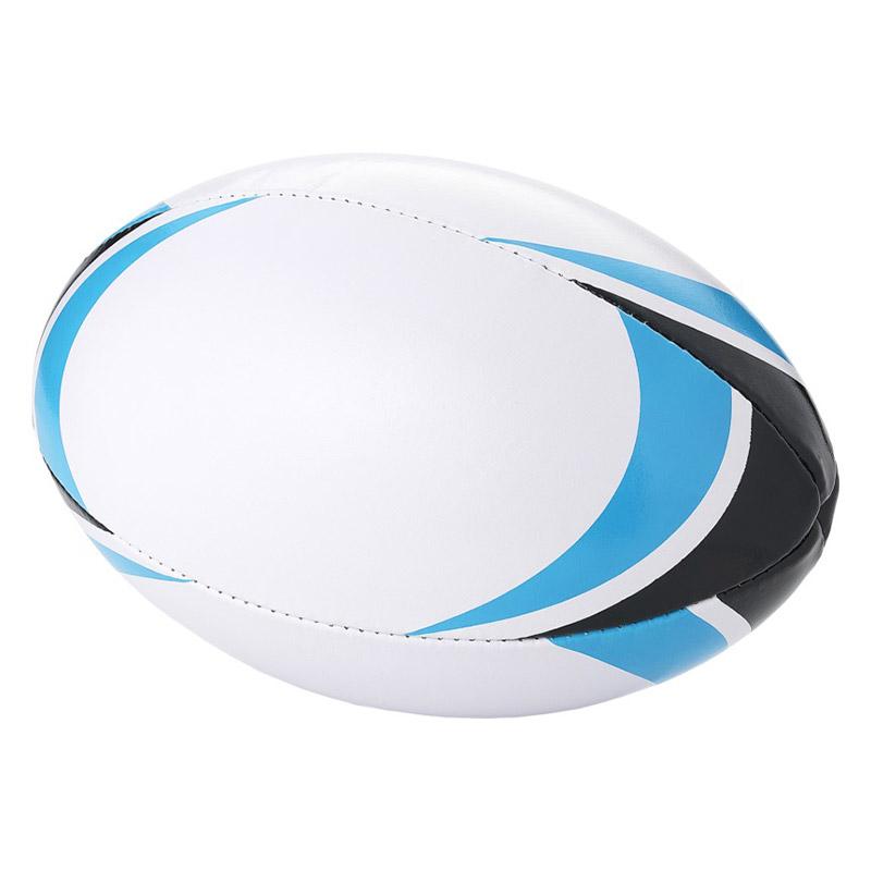objet publicitaire sport - ballon de rugby publicitaire Six