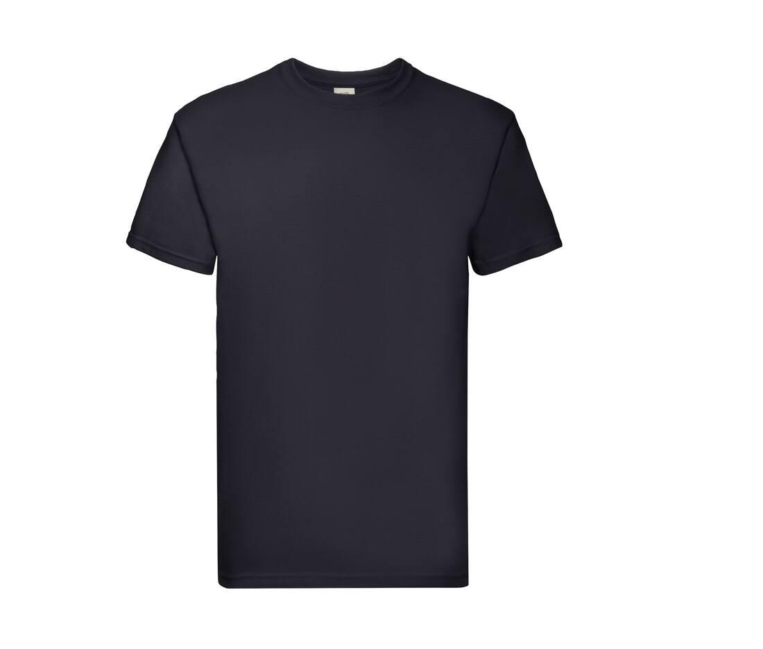 T-shirt homme publicitaire en coton Super Premium 1