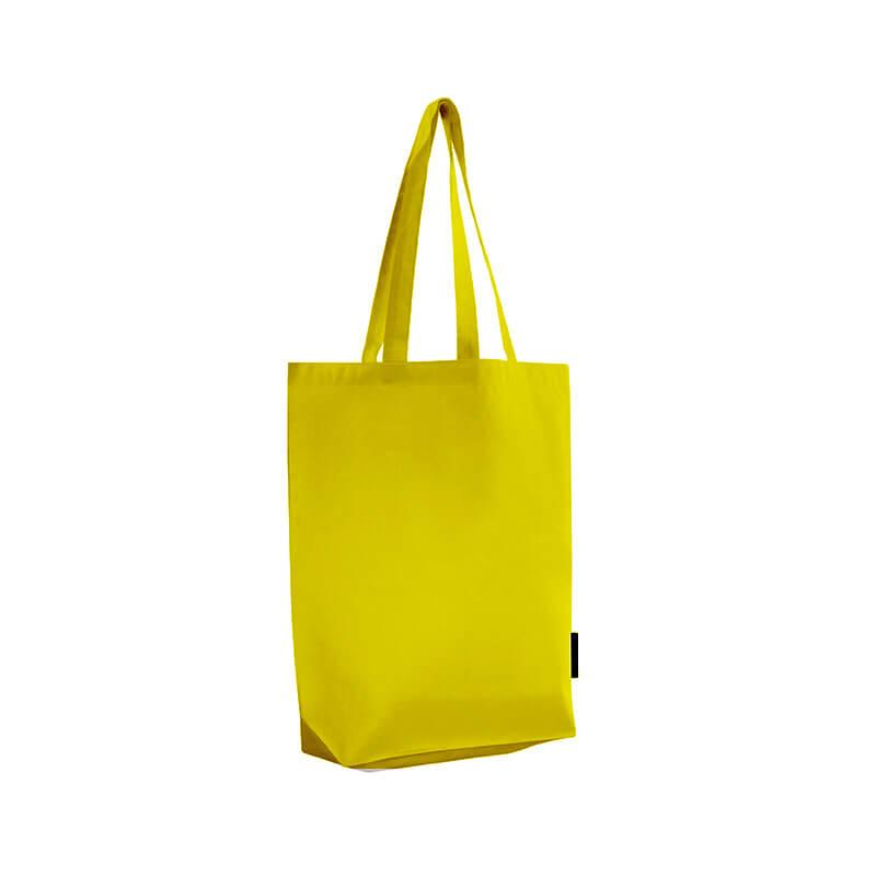 Cadeau d'entreprise - Tote bag Ariel jaune
