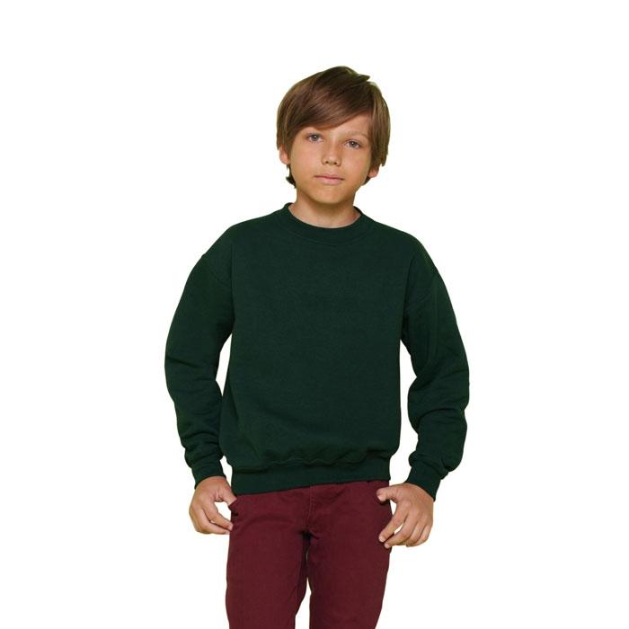 Textile publicitaire - Sweat-shirt publicitaire enfant Youth 255/270g