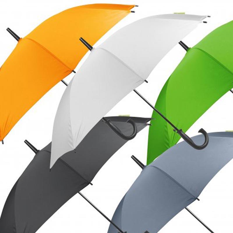 Parapluie publicitaire Sing'in - Cadeau d'entreprise écologique