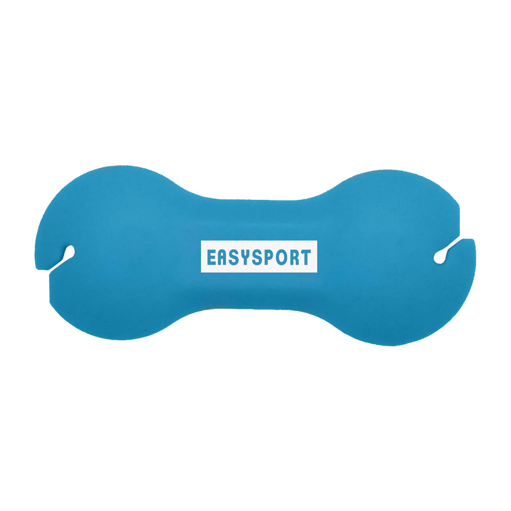 Goodies - support-ecouteurs-publicitaires-Haltere - bleu