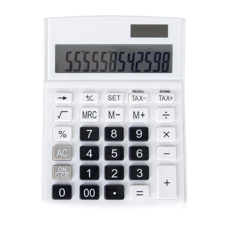 Calculatrice promotionnelle écologique Arrow - objet publicitaire