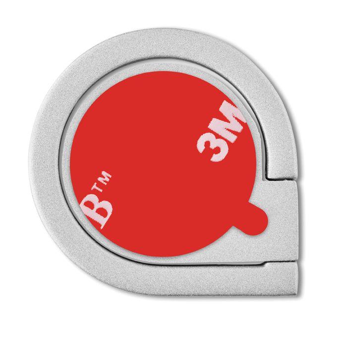 Objet publicitaire - Support de téléphone personnalisé Drop Ring