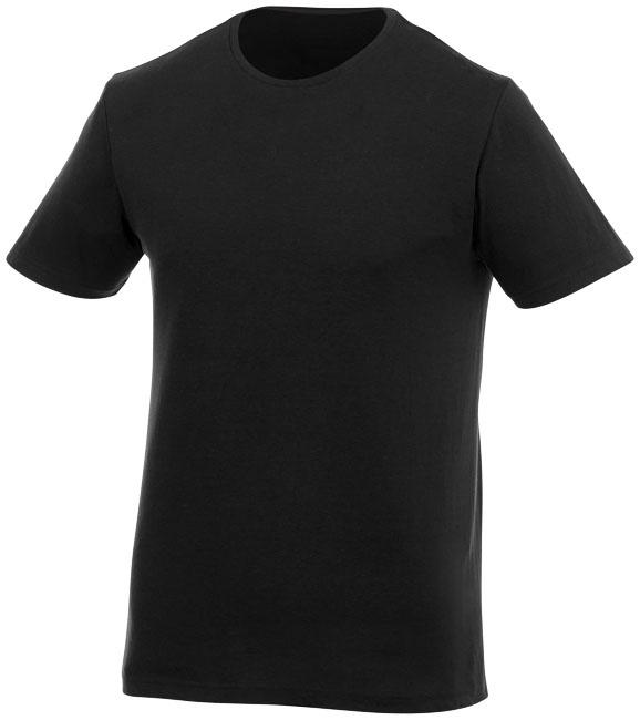 T-shirt publicitaire manches courtes Finney - Tee-shirt promotionnel - charbon