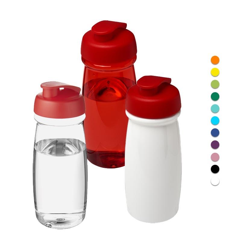 Gourde publicitaire sport H2O Pulse® 600 mL - Coloris disponibles
