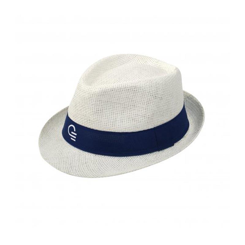 Chapeau publicitaire Trilby - Chapeau personnalisé écologique