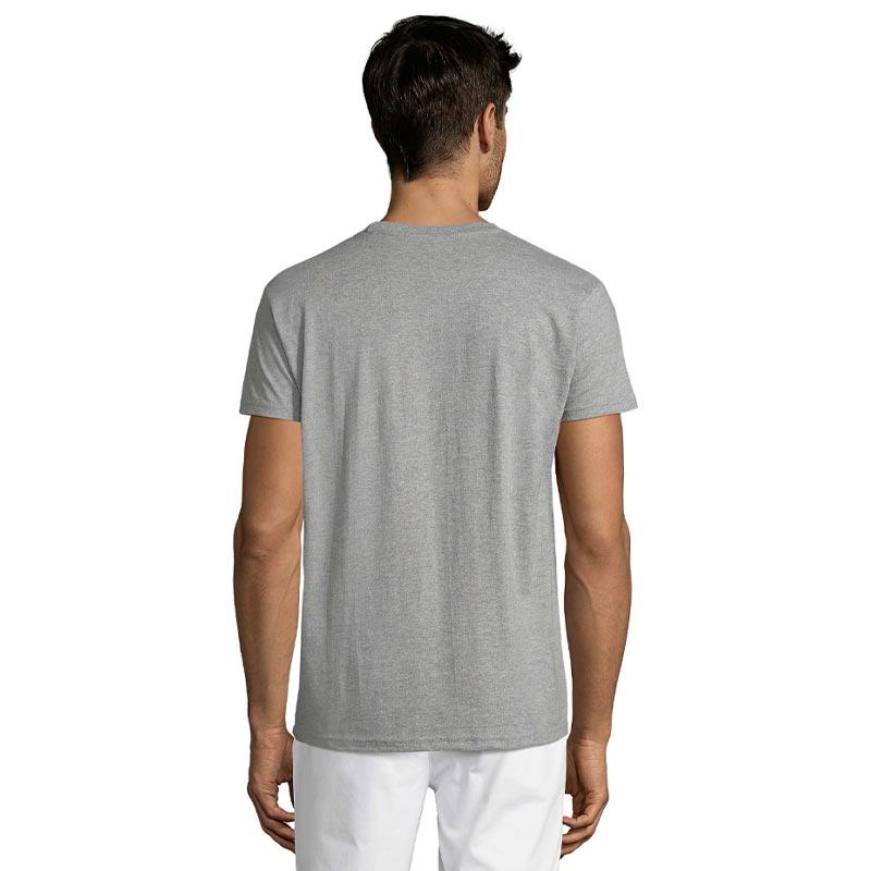tee shirt publicitaire homme regent - dos