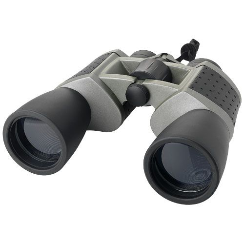 Cadeau publicitaire - Jumelles personnalisées 10x50 Eye avec étui