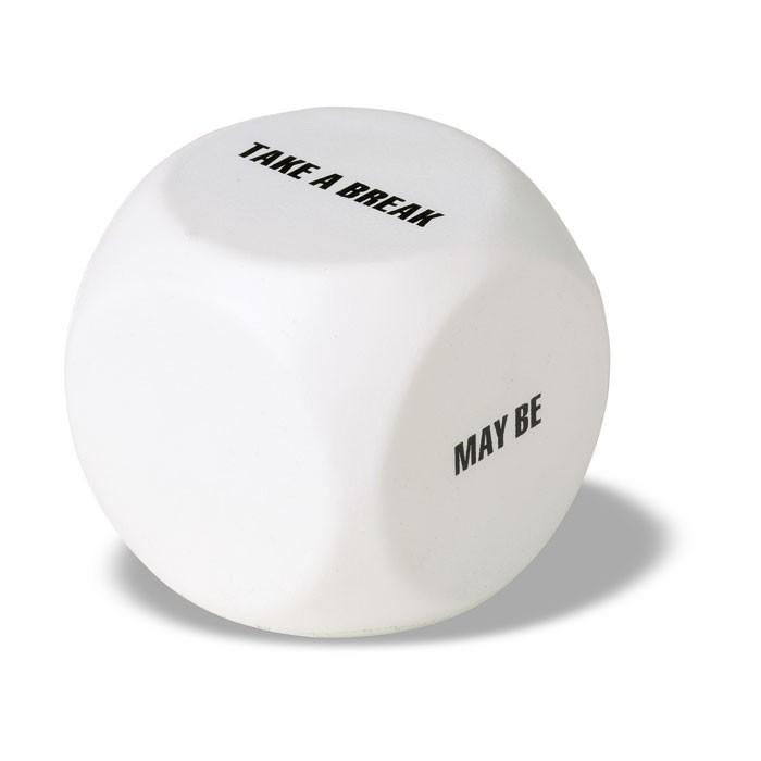 Balle anti-stress personnalisable Goal - goodies