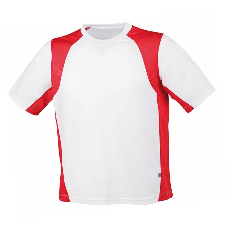 Tee-shirt publicitaire running homme Lucas - Objet promotionnel textile