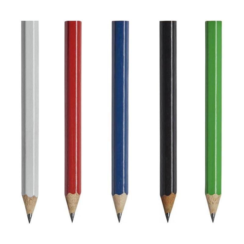 Crayons à papier publicitaires avec corps de couleur Par