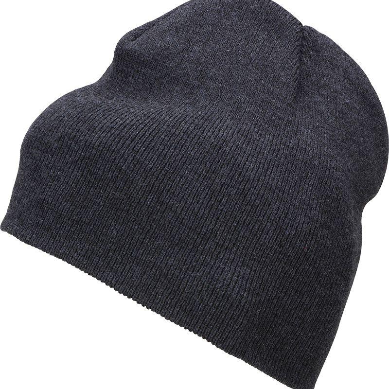 Bonnet personnalisable tricot sans revers Bobo - Objet publicitaire textile hiver