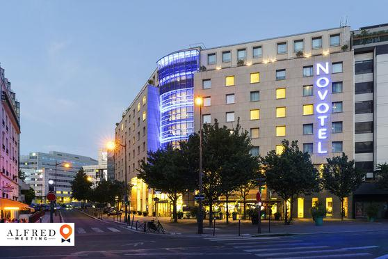 Photo Novotel Paris Centre Gare Montparnasse ****