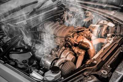 AutoLisa moteur en surchauffe