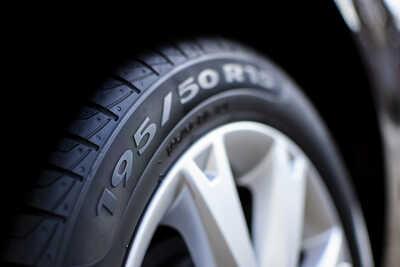 dimensions d'un pneu