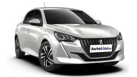 Peugeot 208 Nouvelle Allure + Caméra et GPS | AutoLisa