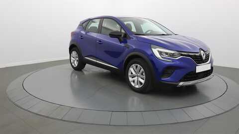 Renault Captur Nouveau Zen + Radars   AutoLisa