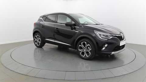 Renault Captur Nouveau Intens + Pack City   AutoLisa