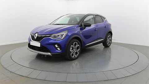 Renault Captur Nouveau Intens + Pack City | AutoLisa