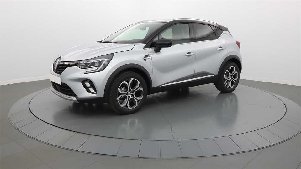 AutoLisa mandataire auto - Renault Captur Nouveau Intens
